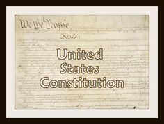 Put this on my board so that maybe the Government will read it ...Visit the site it is worth refreshing yourself. The United States Constitution word for word.