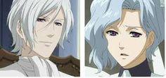 angela blanc and ash landers  kuroshitsuji