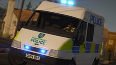Thames Valley Police, Car, Automobile, Cars