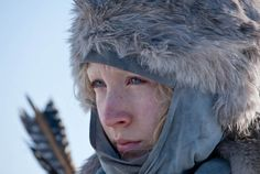 Crew-cut, barrel-chested Matt Damon might seem an unlikely role model for slender, 16-year-old Saoirse Ronan, but the star of Hanna comes closer than any other actor to channeling the killing-machine-with-personal-issues paradigm that elevated the Bourne film trilogy to classic status.