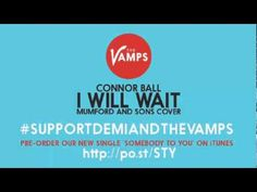 ▶ Connor Ball singing 'I Will Wait' by Mumford and Sons (cover). - YouTube