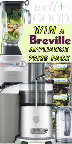 Win A Breville Appliance Prize Pack