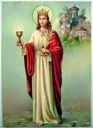 ORACIONES A TODAS LAS VIRGENES: Oración a Santa Bárbara para recibir la gracia…