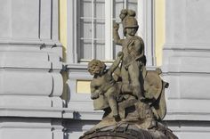 Putto Residenz Ansbach