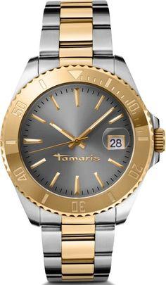 Tamaris Dames horloge - Marina - B08303030