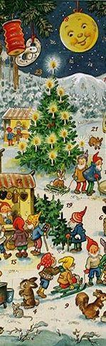 Elves' Christmas fair