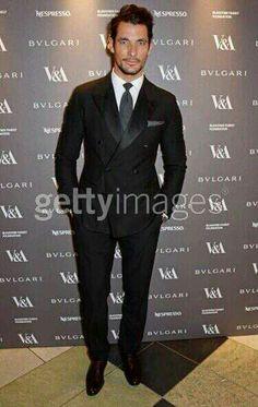 David Gandy- The Glamour Of Italian Fashion 1945 - 2014