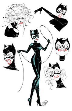 Michelle Pfeifer Catwoman - Batman Returns
