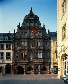 Heidelberg, Knight's House