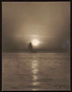 Citation: Dusk, ca. 1920 / Nickolas Boris, photographer. [Photographs of Greece] / Nickolas Boris, photographer, Archives of American Art, Smithsonian Institution.