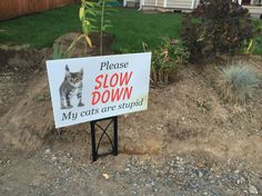 Sign recently erected in my neighborhood.   http://ift.tt/2aCp9fG via /r/funny http://ift.tt/2aPg9D3  funny pictures