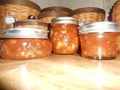 Carmel Apple Jam