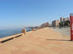 Rambla de Montevideo-uruguay: ubicado a todo lo largo de montevideo.