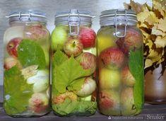 Kiszone jabłka, przysmak Słowian Kitchen Recipes, Cooking Recipes, Yummy Snacks, Yummy Food, Healthy Cooking, Healthy Recipes, Christmas Food Gifts, Vegetarian Options, Zucchini