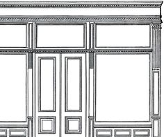 Free Architecture Clip Art – Store Front