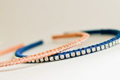DIY Jeweled Headband