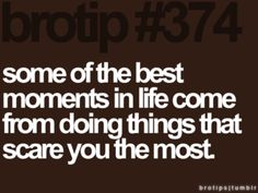 yes. i remember being absolutely terrified of speech, now the best moments in my life are while im giving speeches.