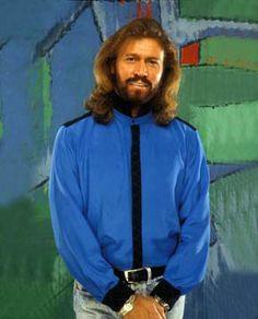 Barry Gibb CBE