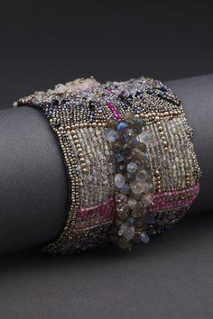 Concentric Couture Cuff