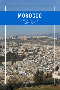 A Two Week Itinerary to Morocco, see all of the best there is to see in Morocco. @TheGirlAndGlobe