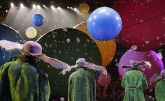 Guia Folha - Teatro - Melhor palhaço do mundo volta ao Brasil com show premiado cheio de neve - 28/04/2013