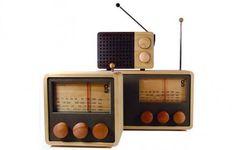 Radios de madera que puedes utilizar con tu iPod | iPodTotal