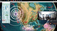 12/08/2016 -- M8.0 megaquake hits West Pacific -- California struck by large M6.5 #Dutchsinse