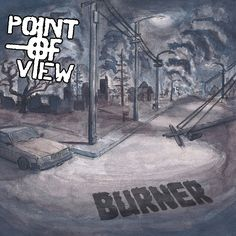 Creator-Destructor Records to Reissue POINT OF VIEW's 'Burner' EP on October 14