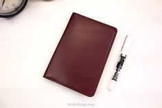 Leather Hobonichi Co
