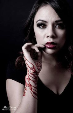 Janel Parrish as Mona Vanderwaal
