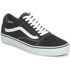 e69da9cec91f4b Gezien op beslist.nl  Vans -old skool - sneakers -dames-zwart