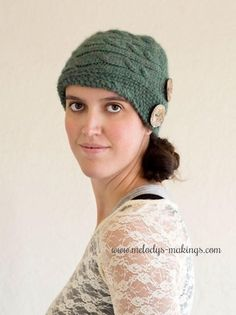 Cadence Cabled Cloche. Cable Knit HatSeed ... 5ad5144f976