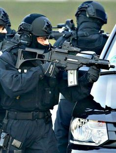 The main purpose of the unit is to combat terrorism, prevent terrorist attacks and protect civilians across Germany. Currently the unit is made up of 50 officers with plans to boost the number to 250 next year. The unit will support Germany's existing GSG 9 anti-terror force.