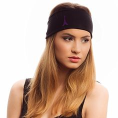 Multi Style Women Headband / Sweatband Best for Sports, Workout, Yoga and Fashion. Ultimate Performance