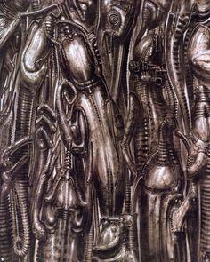 Hans Rüdi Giger: Alien Monster II