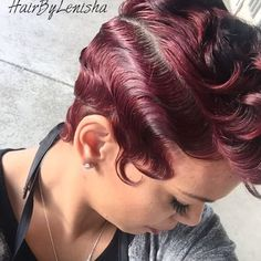 Perfect waves - http://community.blackhairinformation.com/hairstyle-gallery/short-haircuts/perfect-waves/