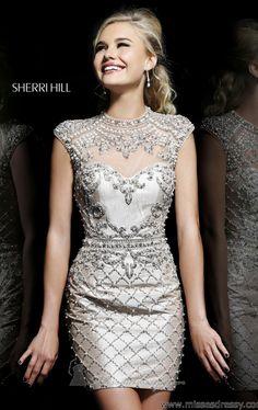 Sherri Hill 4304 Dress - MissesDressy.com