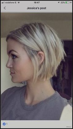 25 short bob hairstyles for fine hair - short bob haircuts for thin hair . - 25 short bob hairstyles for fine hair – short bob haircuts for thin hair – - Inverted Bob Hairstyles, Haircuts For Fine Hair, Short Bob Haircuts, Undercut Hairstyles, Haircut Short, Reverse Bob Haircut, Bob Haircut 2018, Feathered Hairstyles, Bob Hairstyles For Fine Hair Choppy