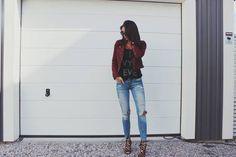 Emilia Angergard Fall Trend Outfit Idea