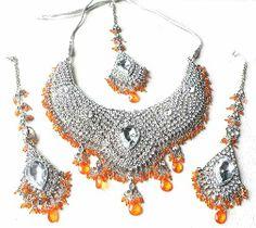 Diamond Bridal Jewelry Set NP-29