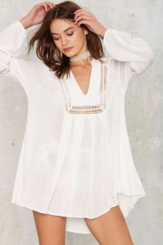 Irena Tunic Top | Shop Clothes at Nasty Gal!