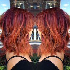 Balayage de feu : 13 coiffures à adopter sans plus attendre !