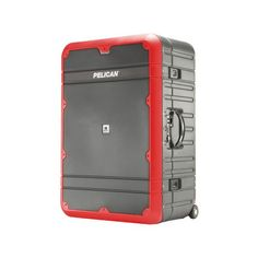 Pelican EL30 Elite Vacationer Luggage wEnhanced Travel System Case2585x1698x1093inGrayRed *** See this great product.