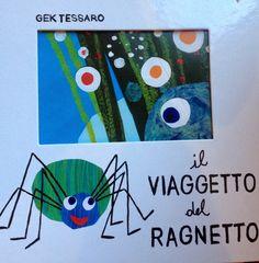 ll viaggetto del ragnetto e il potere delle rime ~ KeVitaFarelamamma Kindergarten, Education, Frame, Books, Winter Time, Home, Lab, Calendar, Picture Frame