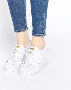 Image 1 - Adidas Originals - Superstar Rize - Baskets - Blanc