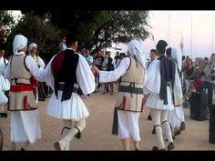 Греческий танец Каламатьянос - самый любимый и распространенный танец в Греции, в конце статьи - урок танца