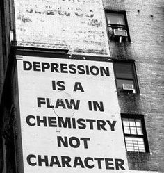 Now THIS is truth!  Also, there is situational depression. It's funny how removing someone from your life can help you stay awake all day!
