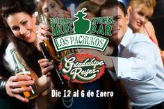 El guadalupe retes lo celebramos a lo grande en Los Pachukos Playa del Carmen