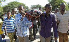Mohamed Mohamud Timacade Shot 6x 10/22, died 10/26/2013 Aged 26 Universal TV Mogadishu