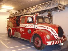 Museu do Bombeiro, Lisboa Fire Apparatus, Emergency Vehicles, Fire Engine, Fire Trucks, Firefighter, Planes, Boats, Motorcycles, Engineering